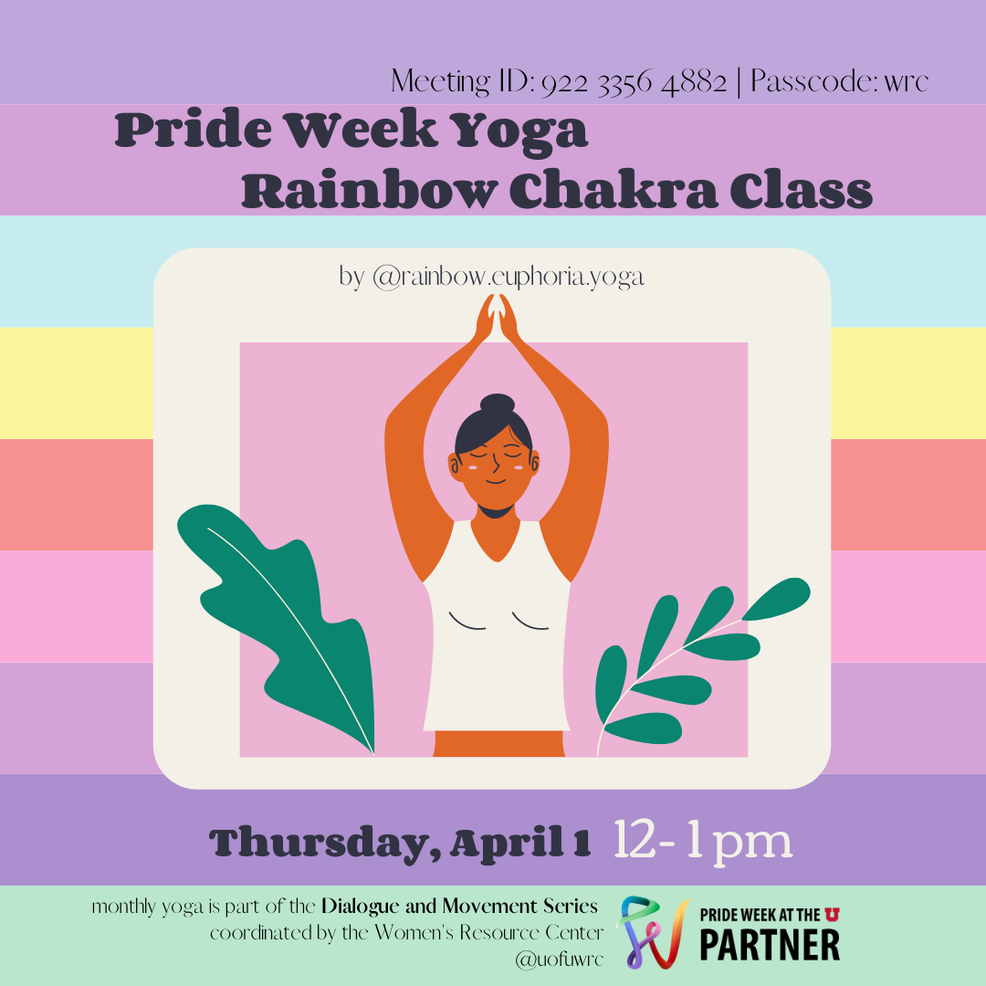 pride week yoga